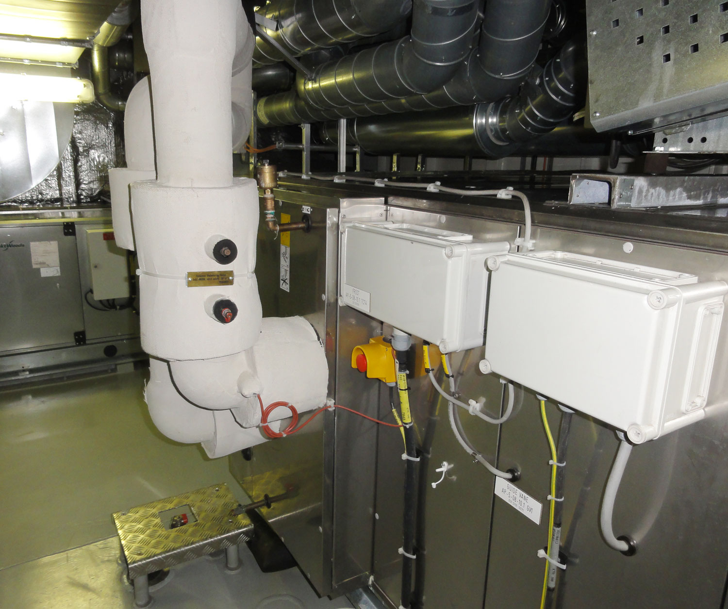 HVAC Mechanical - Hvacon Marine Systems